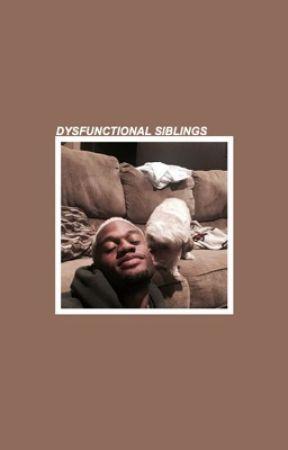 DYSFUNCTIONAL SIBLINGS ( E. KILLMONGER ) by GallyGotEyeBrowGame