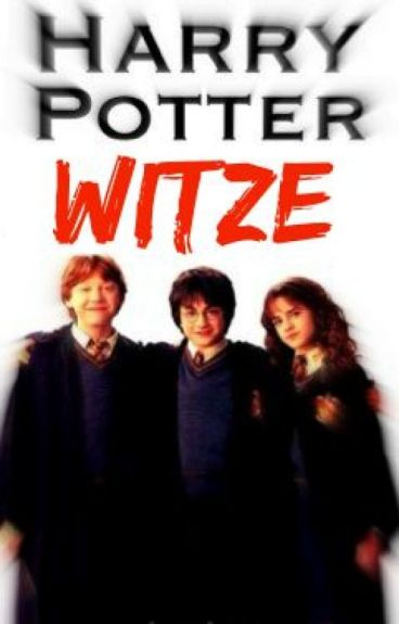Harry Potter Witze