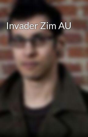 Invader Zim AU by KaoParaPresidente