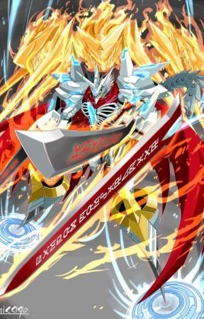 Digimon Heroes by Prostarfox