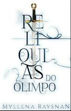 Relíquias Do Olímpo - O Panteão de Ares by Biss_luzes
