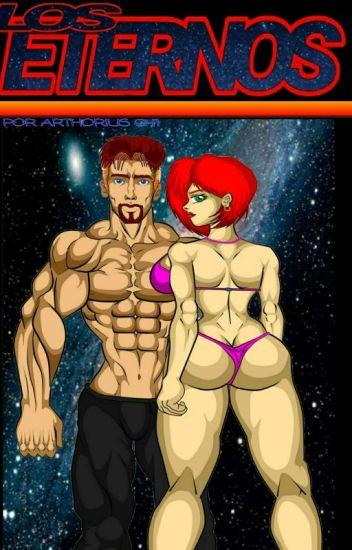 LOS ETERNOS (raza extraterrestre)