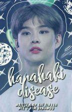 Hanahaki Disease | Kim Jungwoo by justforkyu