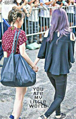 WENRENE   SERIES • YOU ARE MY LITTLE WOLRD