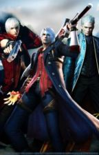 Devil may cry male reader x high school dxd by Destroyer_Creater
