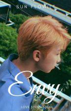 *namjoon x yoongi* envy by sunflowilt