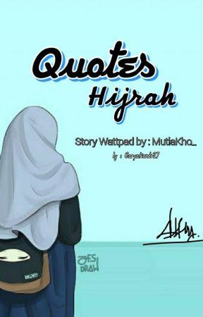 quotes hijrah hijab dan akhlak wattpad