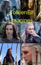 Tolkien Elf Imagines by coffeeconsumer37