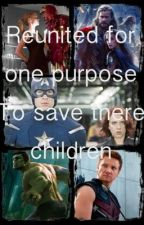 Saving Sophia  (a Avengers fanfic) by petlover234