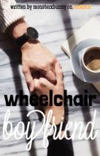 wheelchair boyfriend by monsterxbunny