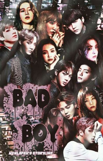 Bad Boy - BtsVelvet
