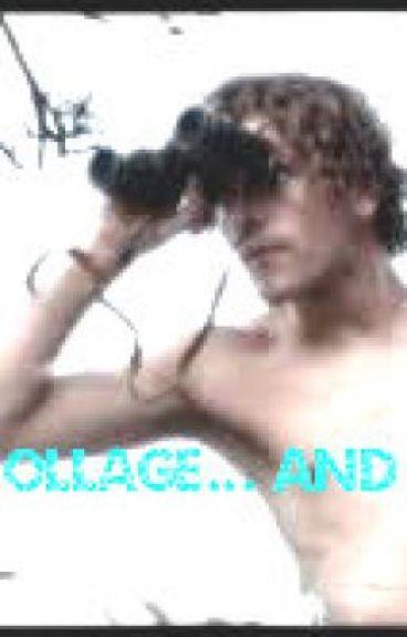 My Dream Collage.... And My Stalker by xXxXEmOlOvEsYoUxXxX