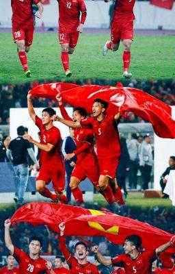 Đọc truyện Our Hero - U23 Việt Nam