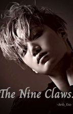 The Nine claws.  Kim Jong In   by Arsh_Exo