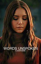 WORDS UNSPOKEN ➸ BELLAMY BLAKE (2) by calumsbitch_