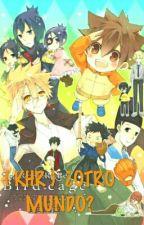 ( KHR )  ¿OTRO MUNDO? by tsuyoshi27