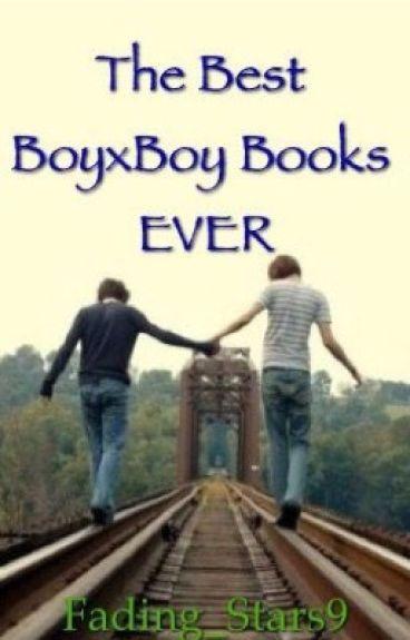 Best BoyxBoy Books EVER