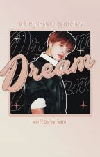 dream | jungwoo by mashihotato