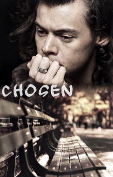 chosen ( #Wattys2015 )