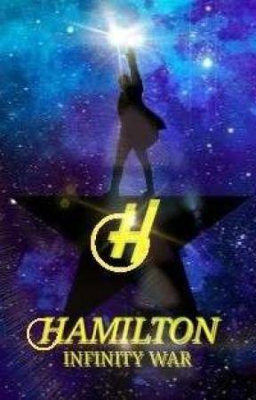 Hamilton: Infinity War  by rainyy_25