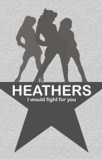 My Dear Heathers by howveryed