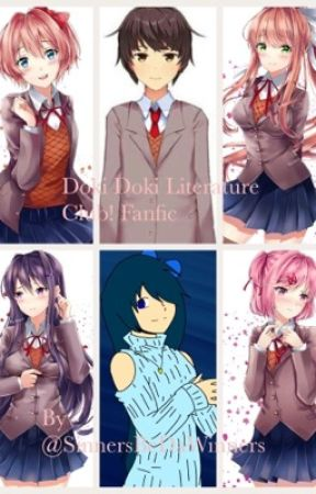 DDLC x Reader One-Shots - Don't Let Him Get To You (Male
