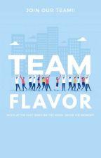 Team Flavor | OPEN by teamflavor