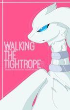 Walking The Tightrope [art book 3] by Xx_Liz_Eclipse_xX