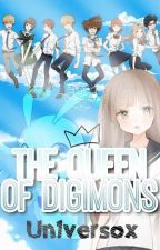 """""""The Queen Of Digimons"""" (digimon tri)  by un1versox"""