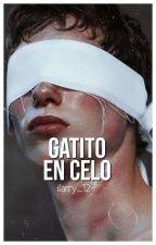 Gatito en celo. (l.s) Adaptación. by ilarry_12