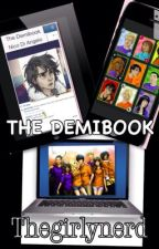 Percy Jackson In The Demibook by thegirlynerd