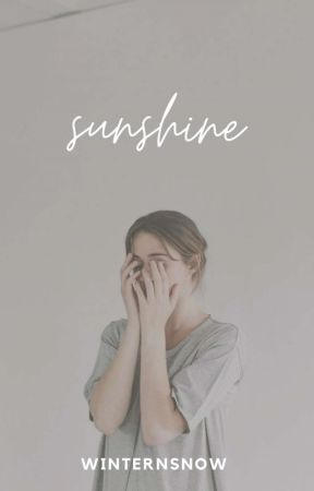 Sunshine || ✔ by -unlucky-