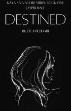 Destined ➺ Jasper Hale [1] by animechey