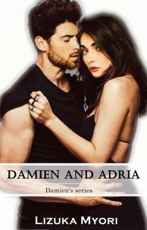 Damien and Adria by lizukamyori