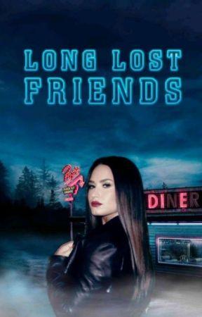 long lost friends  (Wattys 2018 ) by MrsSpock