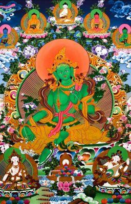 Đọc truyện Giới thiệu về Đức Tara Xanh (Lục Độ Phật Mẫu Tara)