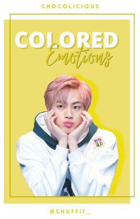 Colored Emotions    SeokjinxBTS by chuffii_