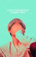"""love yourself"" graphic shop / yeah it's open by bunjeon"