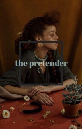 the pretender!     ( steve rogers. ) by agayskywalker