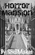Horror Mansion by chickenchapo