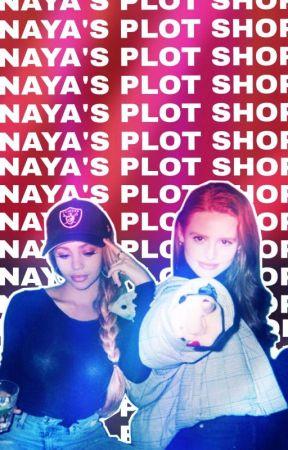 NAYA'S PLOT SHOP by -mythomagixed