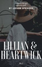 Lillian and Heartwick♡ by writer-lee