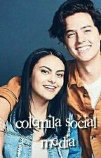 Riverdale Cast group chat/Social Media {Colemila} by riverdaleskjmila