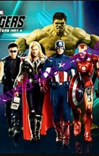I saved the avengers by Peace4