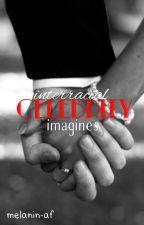 Celebrity Interracial Imagines. by melanin-af