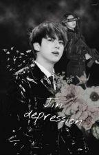 Jin depression (BTS) by Ayeo18