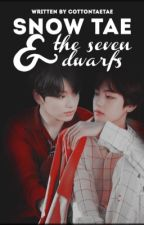 Snow tae and the seven dwarfs || wattys2018 by Cottontaetae