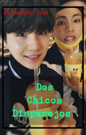 Dos Chicos Disparejos [YoonTae] by SnowHikari-chan