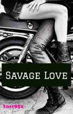 Savage Love | Crimson Wolves MC *REWRITTEN* by torr95x