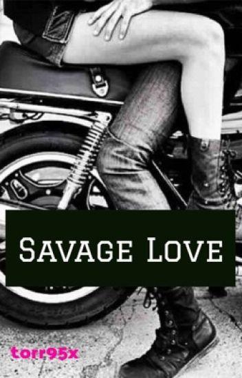 Savage Love   Crimson Wolves MC *REWRITTEN*